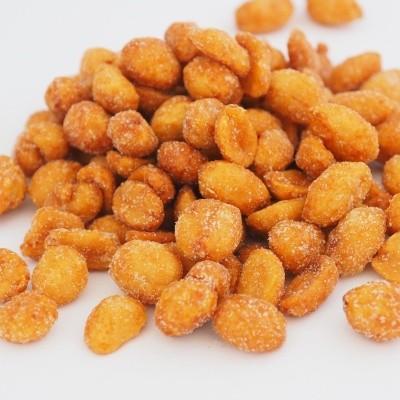 Honey salted Pinda's