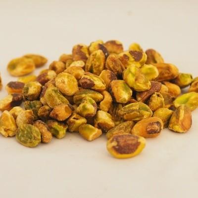 pistachenoten gepeld