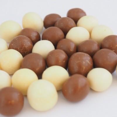 Choco riceball mix