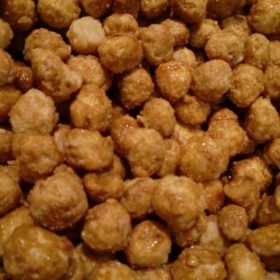 Macadamia noten gesuikerd
