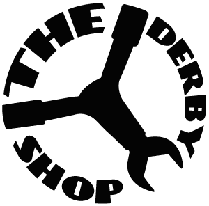 logo van THE Derby Shop