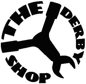logo van THE Derby Shop