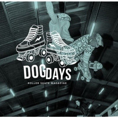 Foto van DogDays Magazine, print magazine for aggressive roller skating