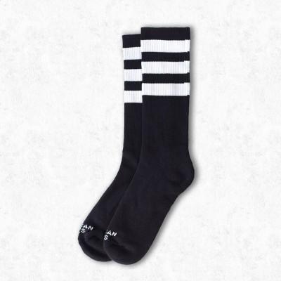Foto van American Socks - Mid high - Black