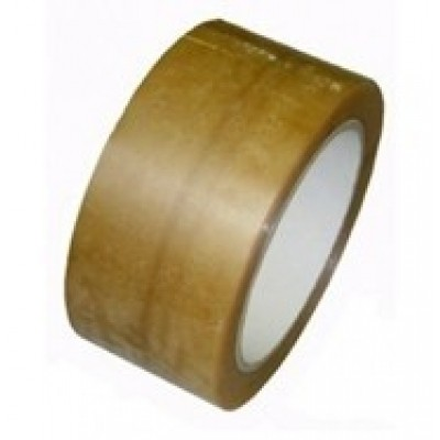 PP Solvent tape transparant 48mm x 66mtr. LN 35 my