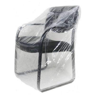 LDPE meubelhoezen transp. 120 x 110 cm 20 my