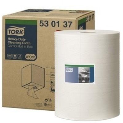 Tork Premium Cloth 530 320 mm x 106 mtr wit
