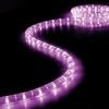 Afbeelding van LED-LICHTSLANG - ROZE - 45 m