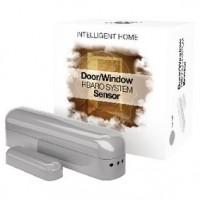 Foto van Door/window sensor silver