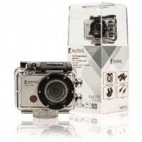 Foto van Waterdichte Full HD-actiecamera met WiFi en 1080p