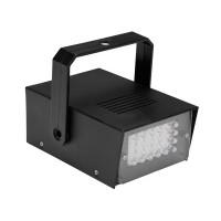 Foto van MINI STROBOSCOOP MET WITTE LEDs - 24 LEDs - OP BATTERIJEN