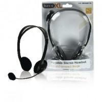 Foto van Stereo headset zwart