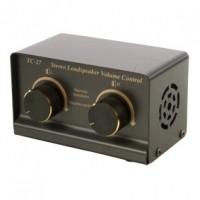 Foto van Stereo luidspreker volumeregelaar