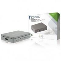 Foto van 4-Poorts HDMI Schakelaar Donkergrijs