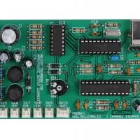 Foto van 1-KANAALS STAPPENMOTORKAART MET USB-INTERFACE