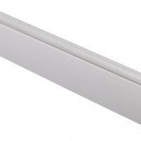 Foto van ALUMINIUM LED-PROFIEL VOOR LED-STRIPS - SMALLE LIJN 10 mm - 2 m