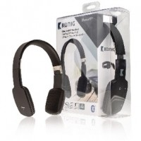 Foto van Bluetooth headset zwart
