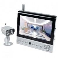 Foto van Draadloos camerasysteem met 7-inch LCD-monitor