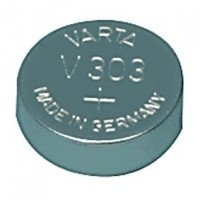Foto van V303 horloge batterij 1.55 V 170 mAh