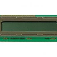 Foto van LCD 40 x 4 STN - ACHTERGRONDVERLICHTING MET GEEL/GROENE LED, GEEL/GROENE LCD