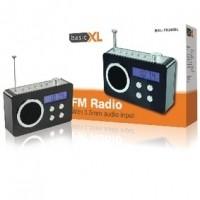 Foto van Draagbare FM radio zwart