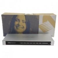 Foto van HDMI Schakelaar 8x HDMI-Ingang + RS232 Female - HDMI-Uitgang Zilver