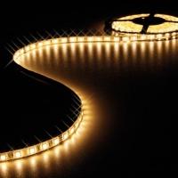 Foto van FLEXIBELE LED STRIP - WARM WIT 3500K - 150 LEDs - 5m - 12V