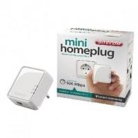 Foto van Mini homeplug 500 Mbps