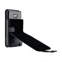 Foto van Smartphone Folio-case Samsung Galaxy S2 Zwart