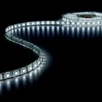 Foto van FLEXIBELE LED STRIP - KOUD WIT 6500K - 300 LEDs - 5m - 12V