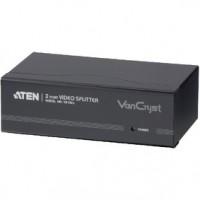 Foto van 2-Poorts VGA-Splitter Zwart