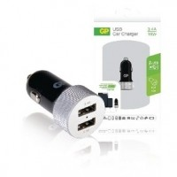 Foto van Double port USB car charger 3.4 A