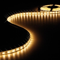 Foto van FLEXIBELE LED STRIP - WARM WIT - 300 LEDs - 5m - 24V
