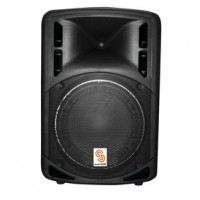 Foto van Actief PA Speaker 600 W Zwart