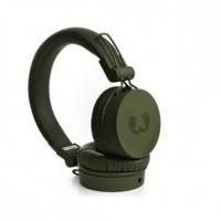 Foto van Caps Headset On-Ear 3.5 mm Ingebouwde Microfoon 1.2 m Army