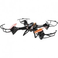 Foto van R/C Drone Radiofrequentie 720p Camera Zwart / Oranje