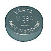 Foto van V384 horloge batterij 1.55V 38 mAh