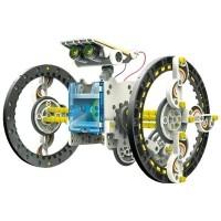 Foto van EDUCATIEVE ROBOTKIT OP ZONNE-ENERGIE - 14-IN-1