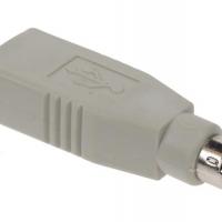 Foto van USB ADAPTER - PS2 MANNELIJK NAAR USB A VROUWELIJK