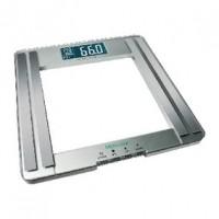 Foto van BMI Personenweegschaal 180 kg Transparant/Grijs