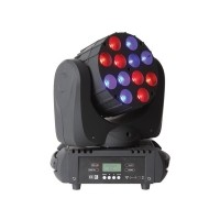 Foto van EXPLIO III - MOVING HEAD - 12 x 10W RGBW-LED