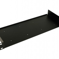 Foto van Rack mount for microphone systems