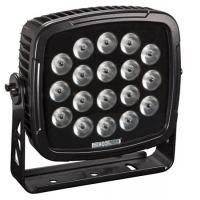 Foto van LED-SCHIJNWERPER VOOR GEBRUIK BUITENSHUIS - IP65 - 18 x 10W RGBW-LED