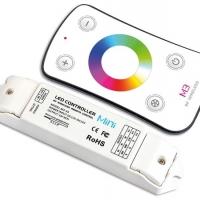 Foto van RGB LED CONTROLLER MET RF-AFSTANDSBEDIENING