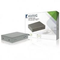 Foto van 2-Poorts HDMI Schakelaar Donkergrijs