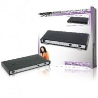 Foto van 4-poorts High Speed HDMI schakelaar met ethernet en audio return channel
