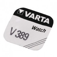 Foto van V389 horloge batterij 1.55 V 85 mAh