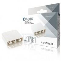Foto van DiSEqC-Switch 2/1 950-2400 MHz