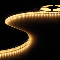 Foto van FLEXIBELE LED STRIP - WARM WIT - 600 LEDs - 5m - 24V