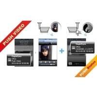 Foto van HD CCTV REAL-TIME HYBRIDE-VIDEORECORDER - 8-KANALEN - PUSH VIDEO/STATUS - EAGLE EYES - IVS - NVR